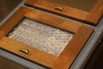 木製カラーボックス扉製作