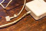 Macbook Proの電源アダプター「Magsafe2」の修理